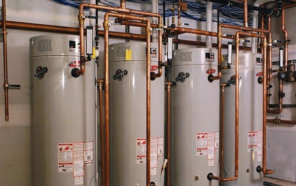 Plumbing Water Tanks